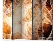 Paraván - Brown Texture II [Room Dividers]